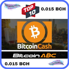 0.015 Bitcoin-Cash ABC (BCH)  Mining-Contract (0.015 BCH)