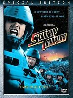 Starship Troopers DVD 2-Disc Set Special Edition WITH CASE BUY 2 GET 1 FREE