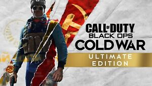 call of duty cold war ultimate edition key (read description)