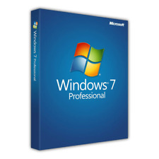 Microsoft Windows 7 Pro Professional full versión  32 64 multilenguaje OEM