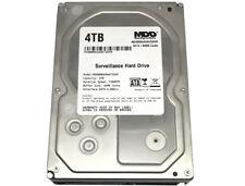 "MaxDigitalData 4TB 7200RPM 64MB de caché de disco duro SATA 6.0Gb/s 3.5"" vigilancia"