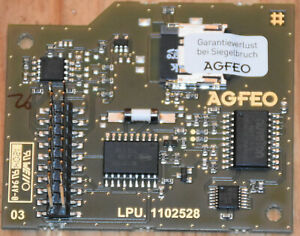 Agfeo A AB Modul 42 Anrufbeantworter ST 42 45 ST42 ST45 Systemtelefon Rechnung