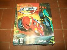RETROGAME PC: XG 2 EXTREME RACING CARTONATO BIG BOX SIGILLATO CONTOVENDITA