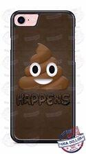 Brown Poo Emoji Phone Case Cover For iPhone 8 Plus Samsung Edge Note LG Moto etc