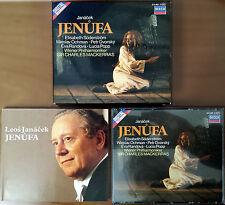 Leoš Janá?ek, Jen?fa, Ed. Decca, 1985