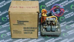 NEW Barksdale Pressure Switch D2S-A150SS  1.5 - 150PSI Range