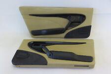 94 Lotus Esprit S4 door panel set, tan, leather