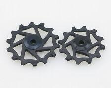 J&L 12T+14T Ceramic Derailleur Pulley/Jockey For Shimano Dura Ace R9100&R9150