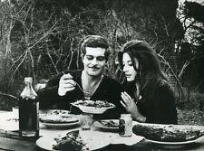 ANOUK AIMEE OMAR SHARIF  THE APPOINTMENT LE RENDEZ-VOUS 1969  PHOTO ORIGINAL #3