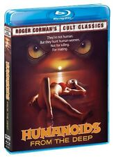 Humanoids from the Deep (2010, REGION A Blu-ray New)