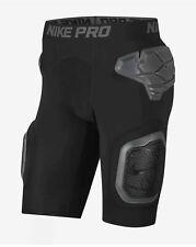 New listing Nike AO6229-010 MENS Black Choose Size Sport Hyperstrong Short Football Girdle
