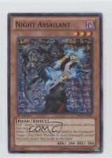 2012 Yu-Gi-Oh! #BP01-EN187 Night Assailant YuGiOh Card 3c7