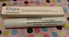 BeautiControl Spa Solutions Under Eye Dark Circle & Puffiness Solution! .25 oz.