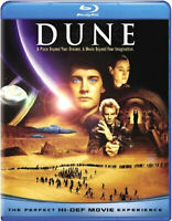 NEW BluRAY DUNE - 1984 - KYLE MACLACHLAN , MAX VON SYDOW , STING - DAVID LYNCH