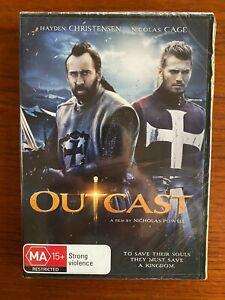 Outcast DVD Region 4 New & Sealed