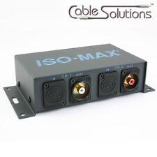 Jensen Transformers SC-2NR Stereo Speaker to Line Audio Converter/Isolator