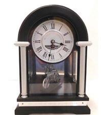Harley Davidson 100th Anniversary Mantel Clock In Box