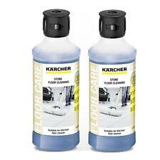 Karcher RM537 500ml FC5 Pietra Pulizia Pavimento Detersivo 6.295-943.0 X 2-500ml