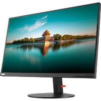 """Lenovo 61AFGAR1WW ThinkVision P27h-10 27"""" QHD Display LED LCD Monitor Black"""