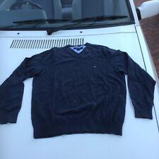 Tommy Hilfiger Long Sleeve Jumper Sweatshirt Large Used 1