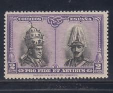ESPAÑA (1928) NUEVO SIN FIJASELLOS MNH - EDIFIL 418 (2 cts) CATACUMBAS LOTE 3