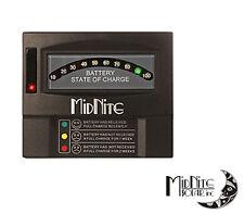 Midnite Solar MNBCM Battery Capacity Meter Auto-sensing for 12, 24, 36, & 48 V