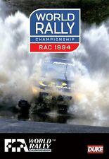 World Rally Championship - RAC 1994 Review (New DVD) FIA WRC McRae Sainz Auriol