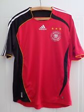Adidas Germany RARE Football Shirt 2005/06 Jersey Tricot Maglia Camiseta Soccer