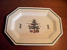 "Nikko Christmastime 13"" Serving Platter"