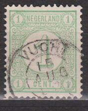 NVPH Netherlands Nederland nr 31 TOP CANCEL VUCHT Cijfer 1876