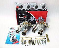 45 DCOE sidedraft carburetor package Ford 2L Pinto Escort Cortina suit Weber