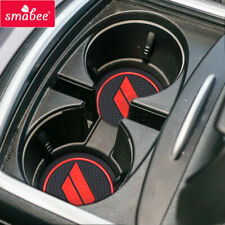 Car Anti-Slip Cup Holder Mat for Dodge Charger 2015-2019 Accessories Cup Holder