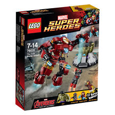Lego 76031 Marvel Super Heros The Hulk Buster Smash and