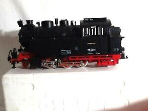 LGB #2080S  Steam Locomotive2-6-2 With  Sound And Smoke (new)