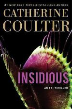 An FBI Thriller: Insidious 20 by Catherine Coulter (2016, Hardcover)