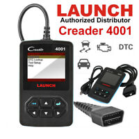 LAUNCH CR4001 OBDII OBD2 EOBD Auto Car Code Reader Scanner Diagnostic Scan Tool