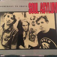 SOUL ASYLUM Somebody to Shove Rare Australian 2 Track Promo CD Single 1991 Mint