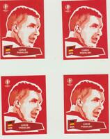 Panini - Lukas PODOLSKI - COCA-COLA Sticker UEFA Euro 2016 Panini