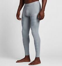 Nike Pro HyperWarm AeroLoft Training Tights 810383-012 Wolf Grey Size M New