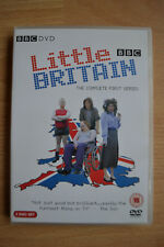 Little Britain  - The Complete First Series 2 DVD set