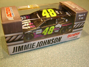 #48 Jimmie Johnson FOUNDATION / ALLY FUELING FUTURES 1/64 Action 2020 NEW IN STK