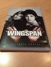 Wingspan - Paul McCartney, An Intimate Portrait DVD (Wings/ The Beatles)