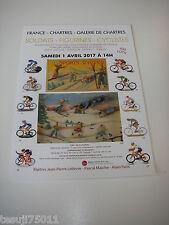 Catalogue vente SOLDATS FIGURINES CYCLISTES 1 avril 2017