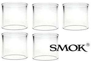 (5-Pack) SMOK Vape Pen 22 Replacement Glass Tube Tanks (19.6mm X 22mm)