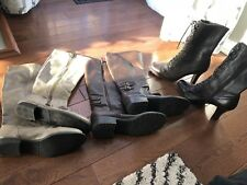 3 pairs of boot size 8
