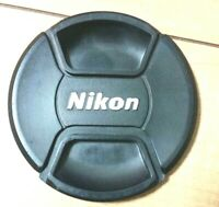 Lens cap Nikon 82mm painted bald, there is thread From Japan