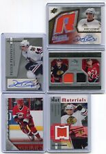 05-06  DANNY RICHMOND 5 CARDS ROOKIE LOT , ROOKIE AUTO + JERSEY + YOUNG GUNS