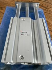 New listing Smc Mgqm-100 Guided Dual Rod Air Cylinder 76.2mm Stroke