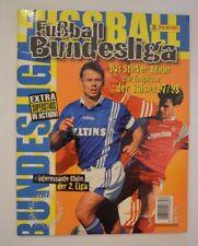 Panini Fußball Bundesliga Endphase 1997/98/Sammelalbum komplett m.allen Stickern