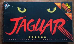 Atari Jaguar Power Kit Console - Complete New Open Box